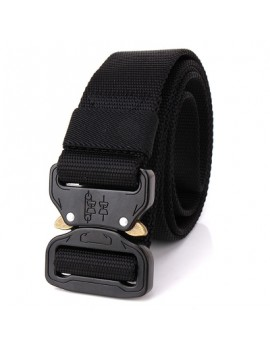 Men Adjustable Combat Web Waistband Rescue Rigger Belt