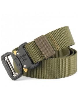 ENNIU Tactical Belt  Adjustable Military Style Nylon Belt with Metal Buckle Outdoor Sport